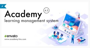 Read more about the article Academy 4.6 Nulled – Learning Management System