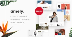 Read more about the article Amely 2.6.7 – Fashion Shop WordPress Theme for WooCommerce
