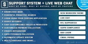Read more about the article Best Support System 3.2.0 NULLED – PHP Script