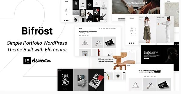 Read more about the article Bifrost 2.2.2 – Simple Elementor WordPress Theme