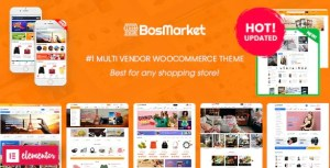 Read more about the article BosMarket 2.0.3 NULLED – WooCommerce WordPress Theme