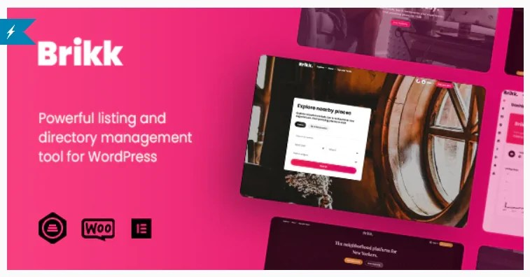 You are currently viewing Brikk 1.6.0 Nulled – Directory & Listing WordPress Theme
