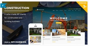 Read more about the article Construction 3.5 – Template On The Theme Of Construction WordPress