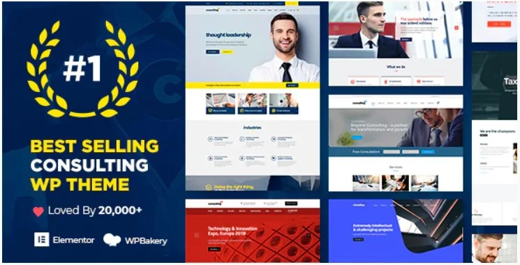 You are currently viewing Consulting 6.1.6 Nulled – Business, Finance WordPress Theme
