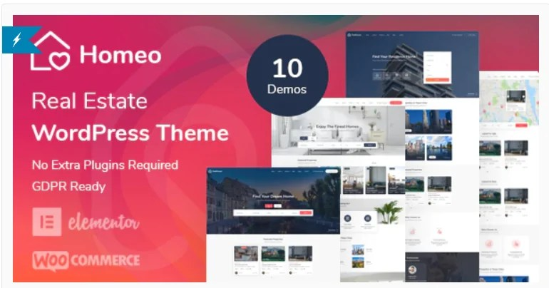 You are currently viewing Homeo 1.2.20 – Real Estate WordPress Theme
