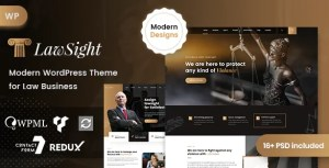 Read more about the article Lawsight 1.1.1 – Law & Lawyer WordPress
