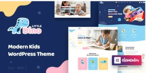 Read more about the article Littledino 1.1.9 Nulled – Modern Kids WordPress Theme