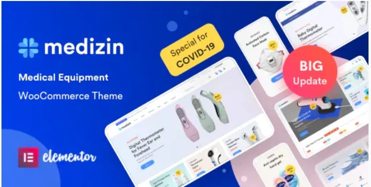 You are currently viewing Medizin 1.3.6 Nulled – Medical WooCommerce Theme