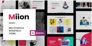 Read more about the article Miion 1.2.1 Nulled – Multi-Purpose WordPress Theme
