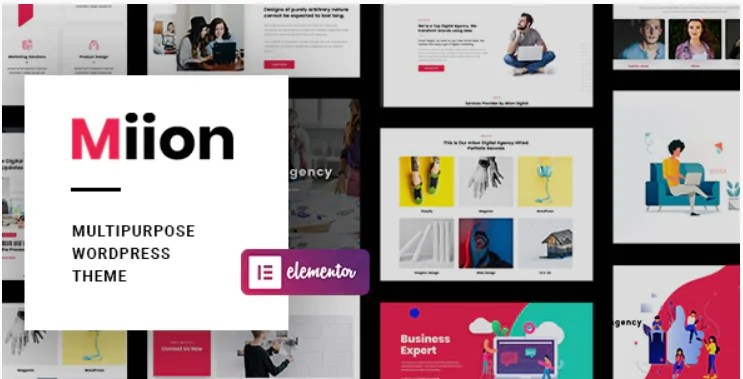 You are currently viewing Miion 1.2.1 Nulled – Multi-Purpose WordPress Theme