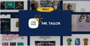 Read more about the article Mr. Tailor 3.0.5 – eCommerce WordPress Theme for WooCommerce