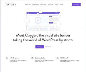 Read more about the article Oxygen Builder 3.8.1 (+ ADDONS) – Visual Editor For WordPress Pages