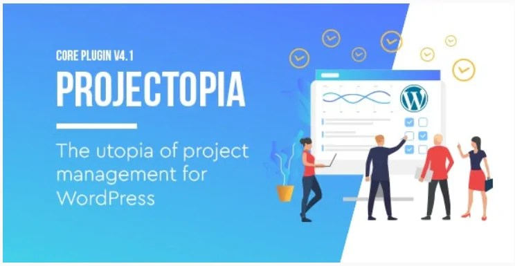 You are currently viewing Projectopia 4.3.12 (Addons) – WordPress Project Management Plugin
