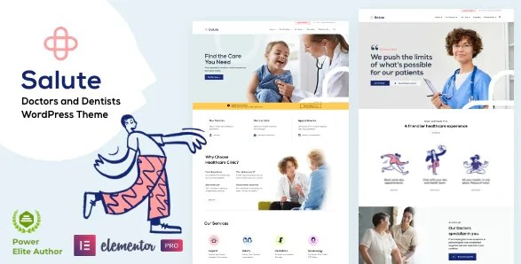 You are currently viewing Salute 34 NULLED – Medical WordPress Theme