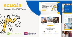Read more about the article Scuola 5 Nulled – Language School WordPress Elementor