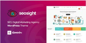 Read more about the article Seosight 5.7 Nulled – Digital Marketing Agency WordPress Theme