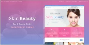 Read more about the article Skin Beauty 1.3.1 – Spa Salon WordPress Theme