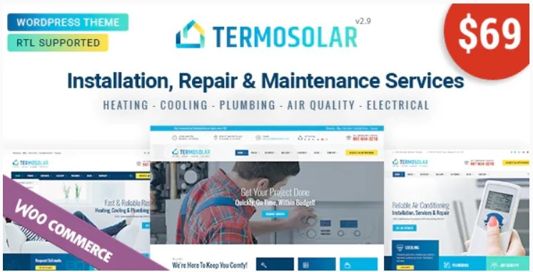 You are currently viewing Termosolar 2.9 Nulled – Maintenance Services WordPress Theme