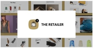 Read more about the article The Retailer 3.2.7 – eCommerce WordPress Theme for WooCommerce