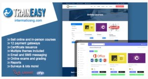 Read more about the article TrainEasy LMS 3.6.1 – Training & Learning Management System