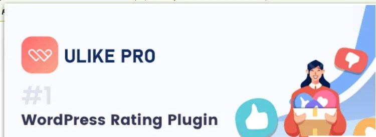 You are currently viewing WP ULike Pro 1.7.4 NULLED – # 1 WordPress Ranking Plugin