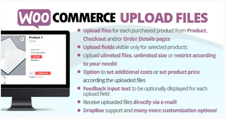 You are currently viewing WooCommerce Upload Files 60.4 Nulled – WP Plugin