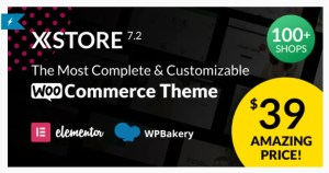 Read more about the article XStore 8.0.7 Nulled – Customizable WooCommerce Theme