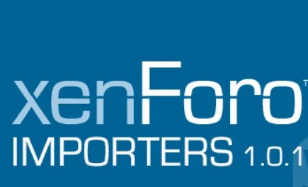 Read more about the article XenForo Importers 1.4.1 – Importer for XenForo 2