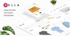 Read more about the article Zella 2.2.5 – WooCommerce AJAX WordPress Theme – RTL support