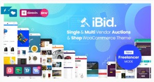 Read more about the article iBid 2.9 – Multi Vendor Auctions WooCommerce Theme