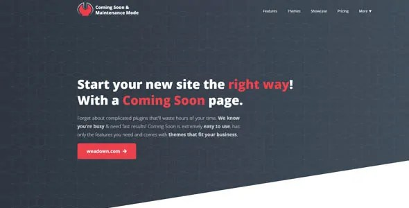 You are currently viewing Coming Soon & Maintenance Mode PRO 6.37 NULLED
