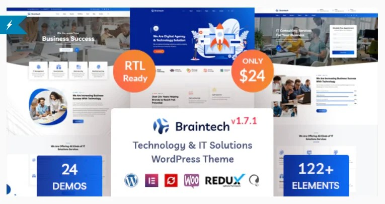 You are currently viewing Braintech 2.3.1 – Technology & IT Solutions WordPress Theme