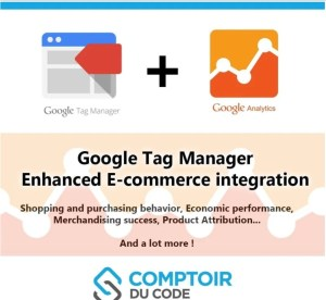 Read more about the article Google Tag Manager Enhanced Ecommerce 4.9.7 Pro – PrestaShop Module
