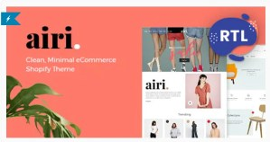 Read more about the article Airi – Minimal Shopify Theme