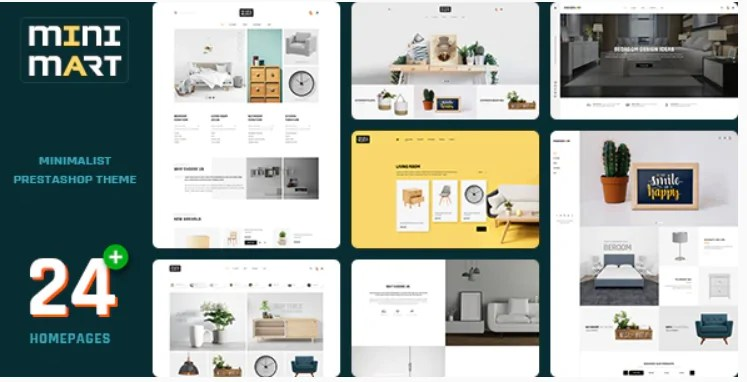 You are currently viewing Minimart 1.0.0 – Minimal Furniture Store Prestashop 1.7 Theme