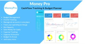 Read more about the article Money Pro 1.2.6 – Cashflow and Budgeting Manager