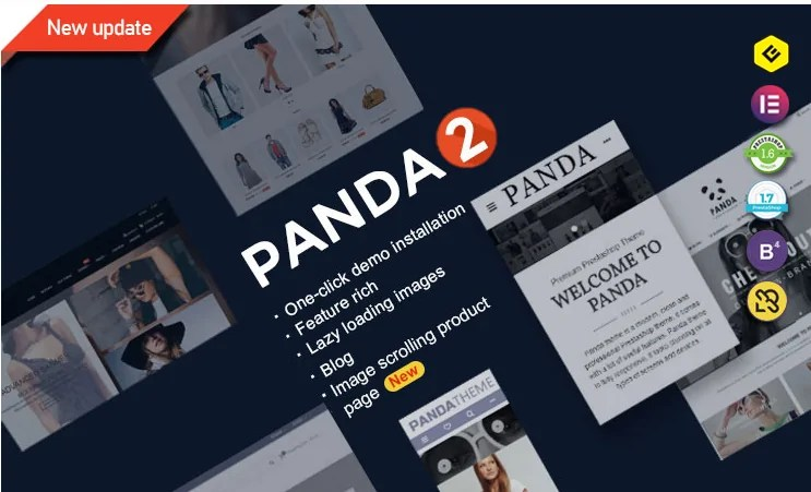 You are currently viewing Panda PrestaShop Template 2.6.3 NULLED