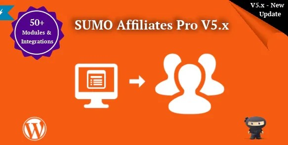 You are currently viewing SUMO Affiliates Pro 7.7 – WordPress Affiliate Plugin