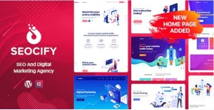 Read more about the article Seocify 2.6 – SEO Digital Marketing Agency WordPress Theme
