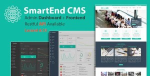Read more about the article SmartEnd CMS 8.5.0 – Laravel Admin Dashboard
