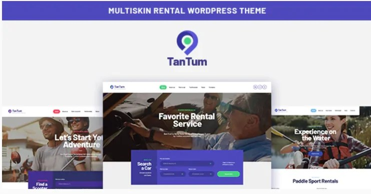 You are currently viewing TanTum 1.1.2 Nulled – Car, Scooter, Boat & Bike Rental Services WordPress Theme