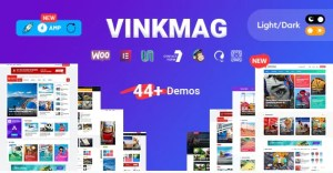 Read more about the article Vinkmag 3.4 – AMP Newspaper Magazine WordPress Theme