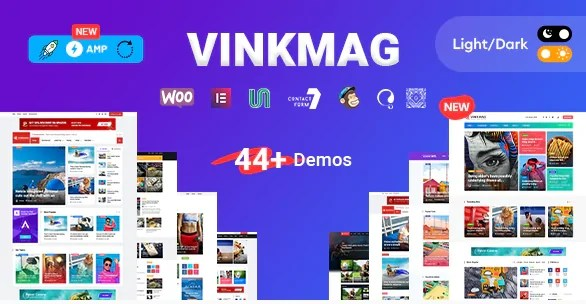 You are currently viewing Vinkmag 3.4 – AMP Newspaper Magazine WordPress Theme