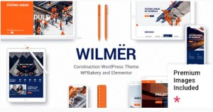 Read more about the article Wilmër 2.5 NULLED – WP Construction Theme
