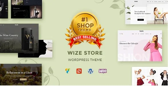 You are currently viewing WizeStore 1.14.4 NULLED – Multipurpose WooCommerce Shop