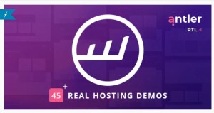 Read more about the article Antler 2.4 – Hosting Provider & WHMCS Template