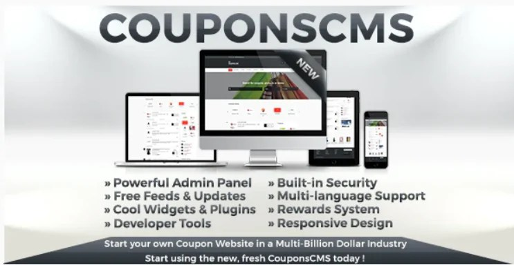 Read more about the article Coupons CMS 7.10 – Coupon Site CMS
