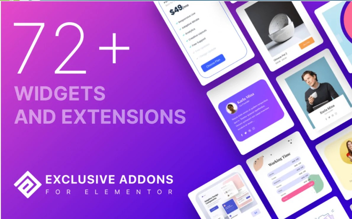 You are currently viewing Exclusive Addons Elementor Pro 1.2.1 NULLED