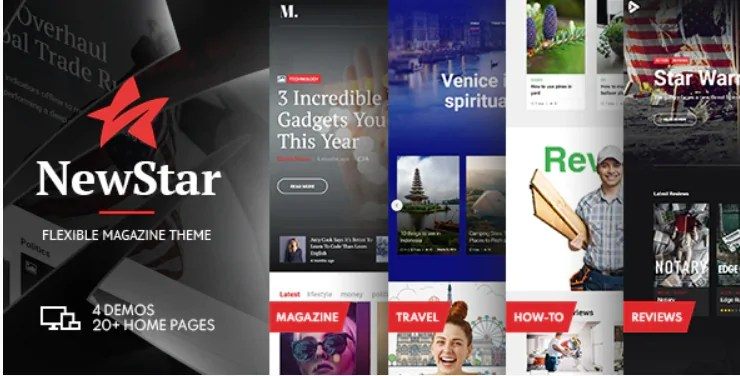 You are currently viewing NewStar 1.3.0 – Magazine & News WordPress Theme