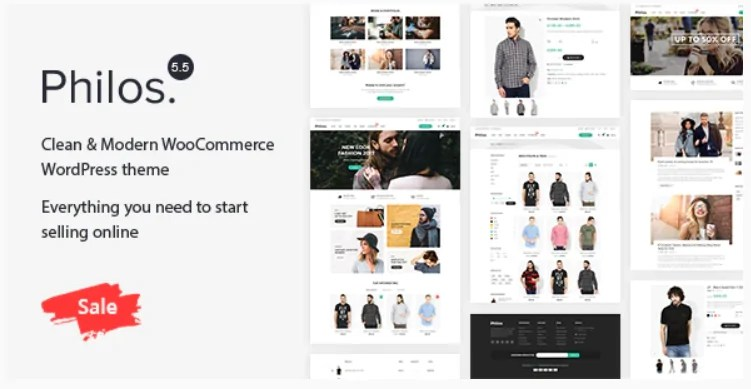 You are currently viewing Philos 5.5 – Responsive WooCommerce WordPress Theme